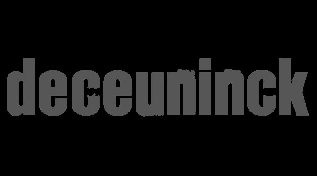 Deceuninck logo grijs